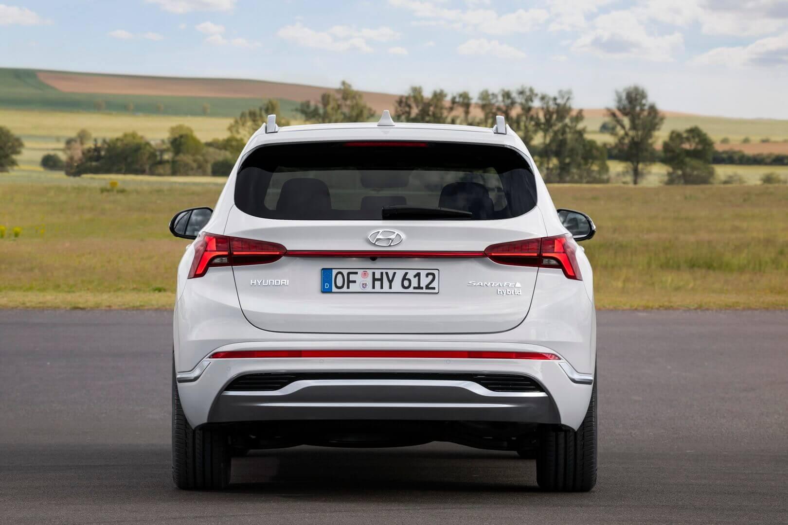 Кросовер Hyundai Santa Fe 2020