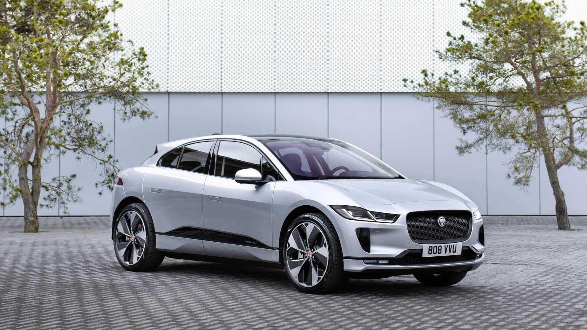 Технологія бездротової зарядки від Momentum Dynamics буде інтегрована в Jaguar I-PACE
