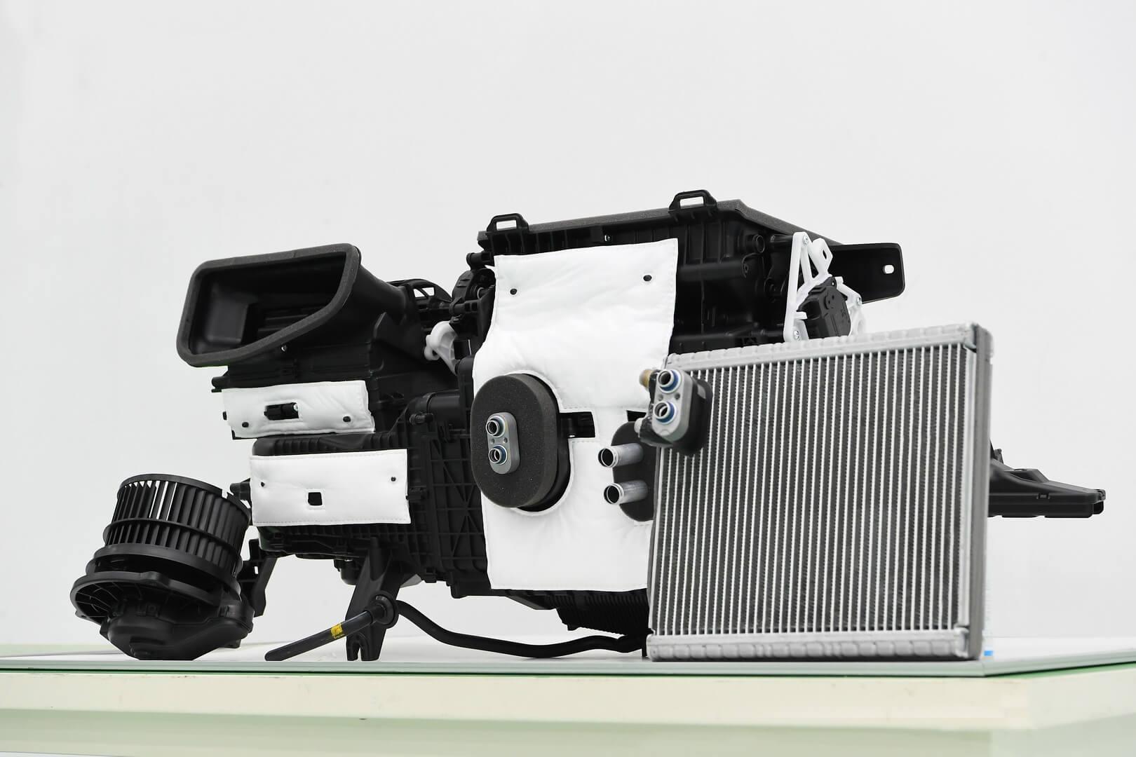 Hyundai розробляє нові технології кондиціонування для покращення якості повітря та комфортного мікроклімату всередині автомобіля