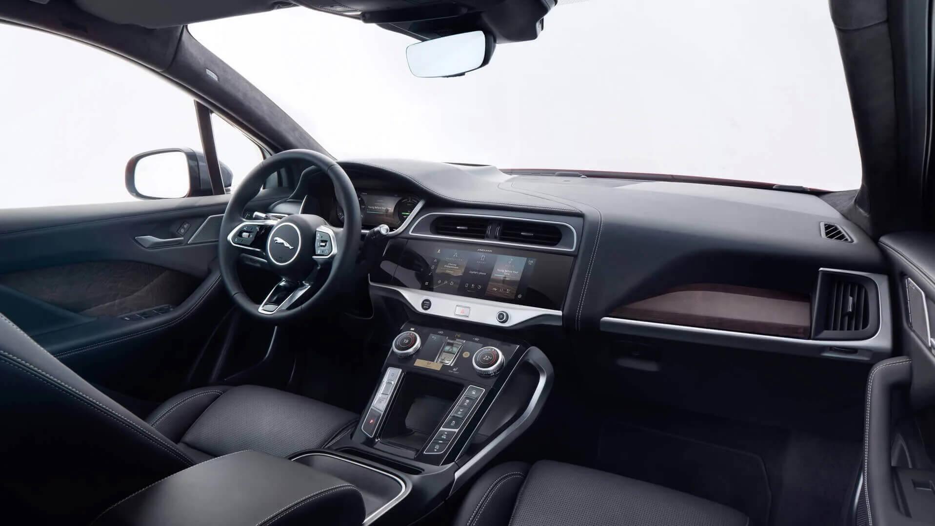 Jaguar I-PACE 2021 очистить кабіну від алергенів і ультрадисперсних частинок PM2.5