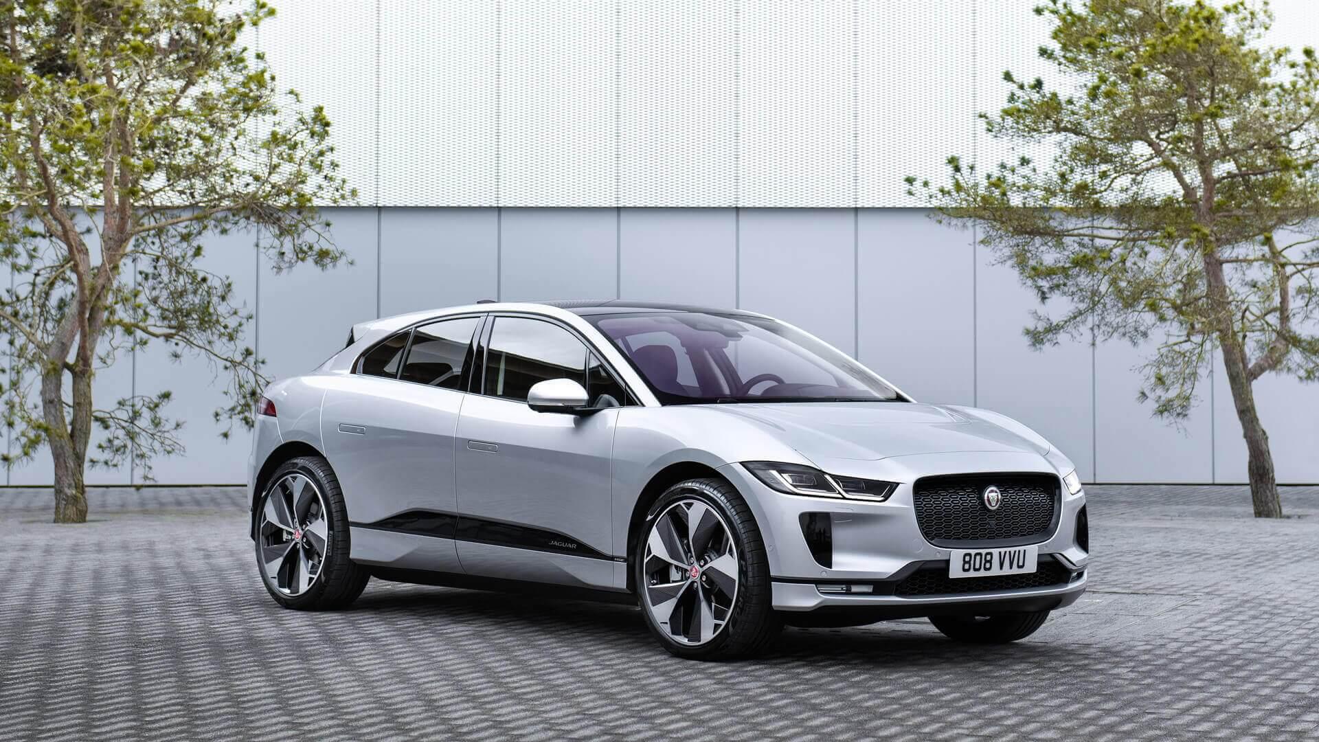 Jaguar I-PACE 2021 отримає більш швидку зарядку і додаткові технології