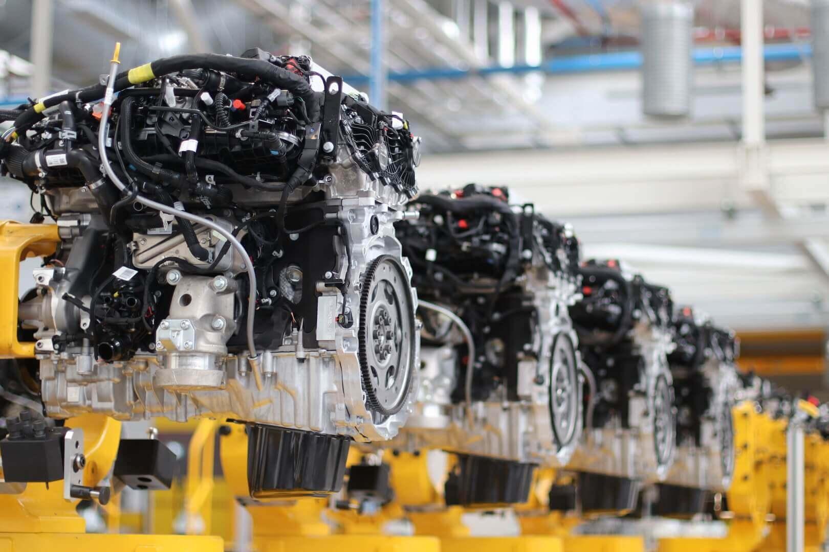 Силові агрегати Jaguar Land Rove Ingenium