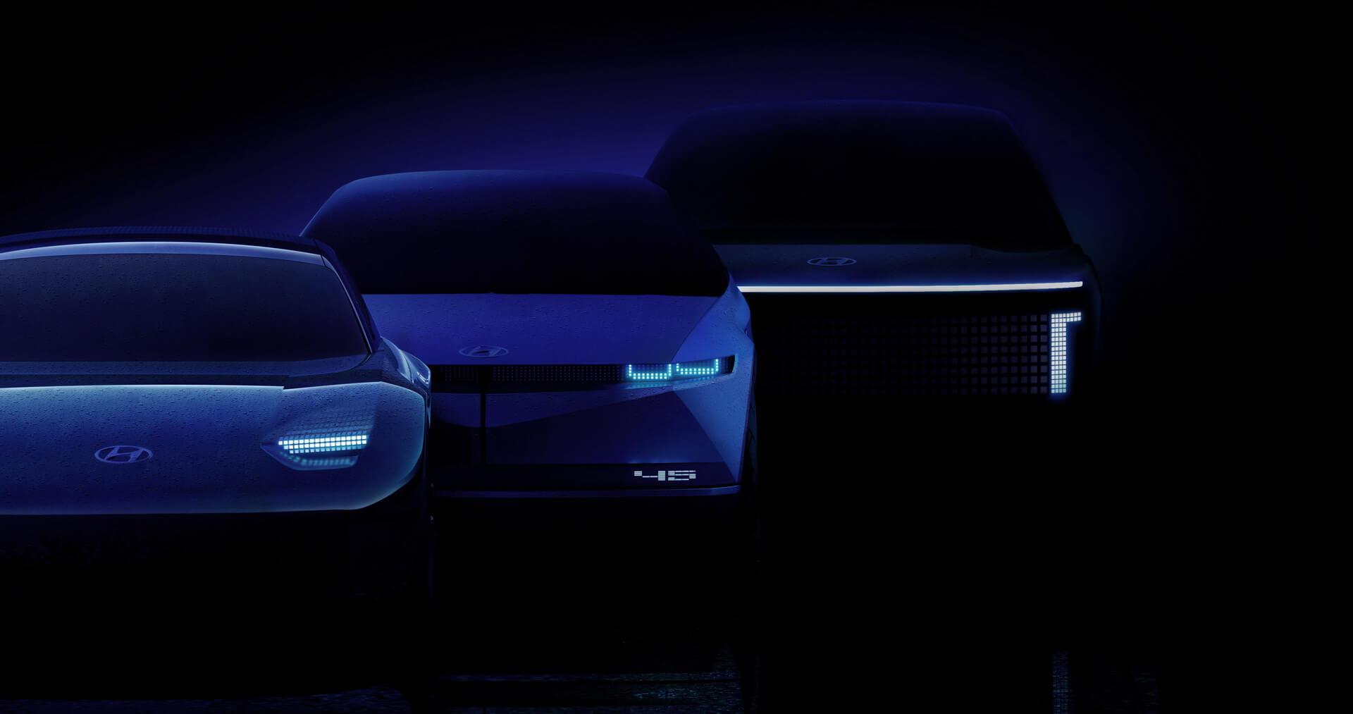 Hyundai запускає повністю електричний бренд IONIQ і підтверджує 3 нових електромобіля