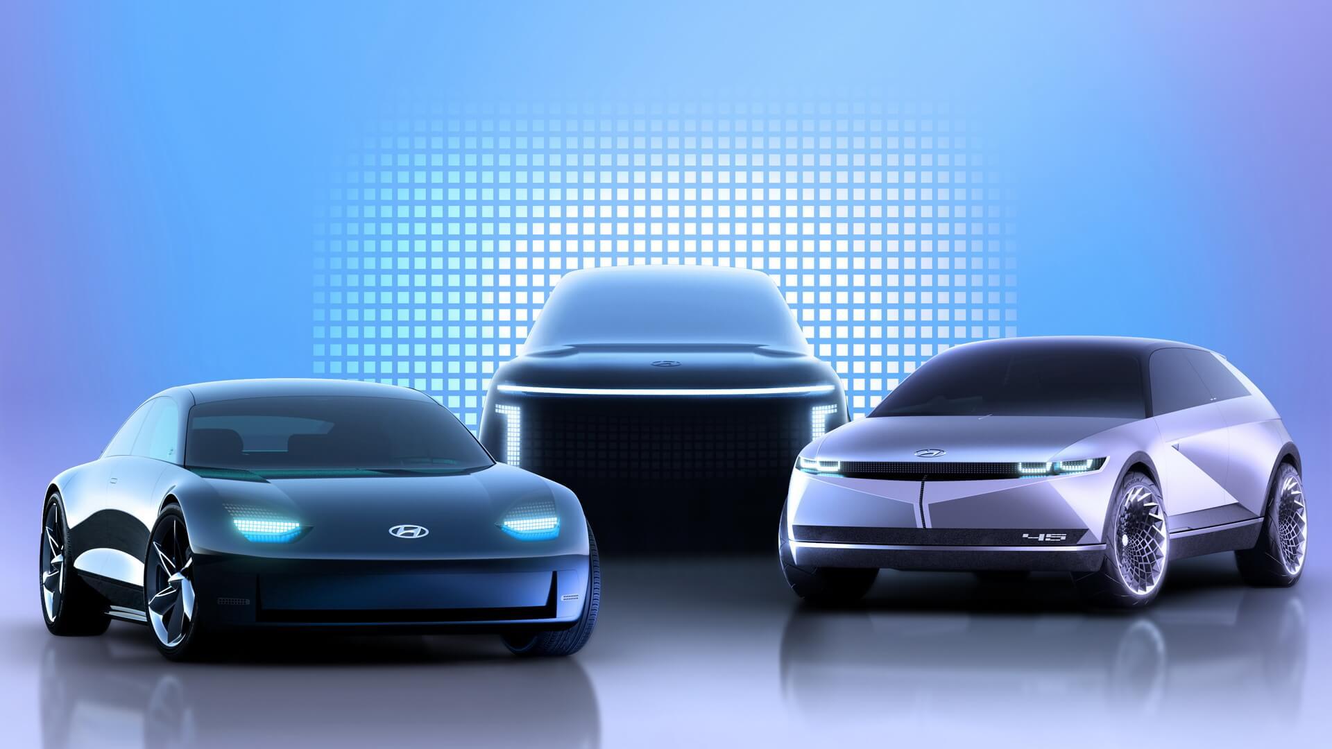 Під брендом IONIQ у найближчі чотири роки Hyundai Motor планує представити три нові моделі електрокарів