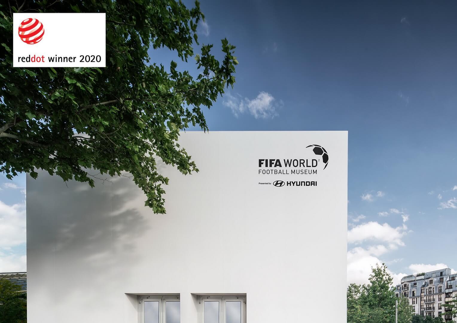 Відкриття музею FIFA в Парижі
