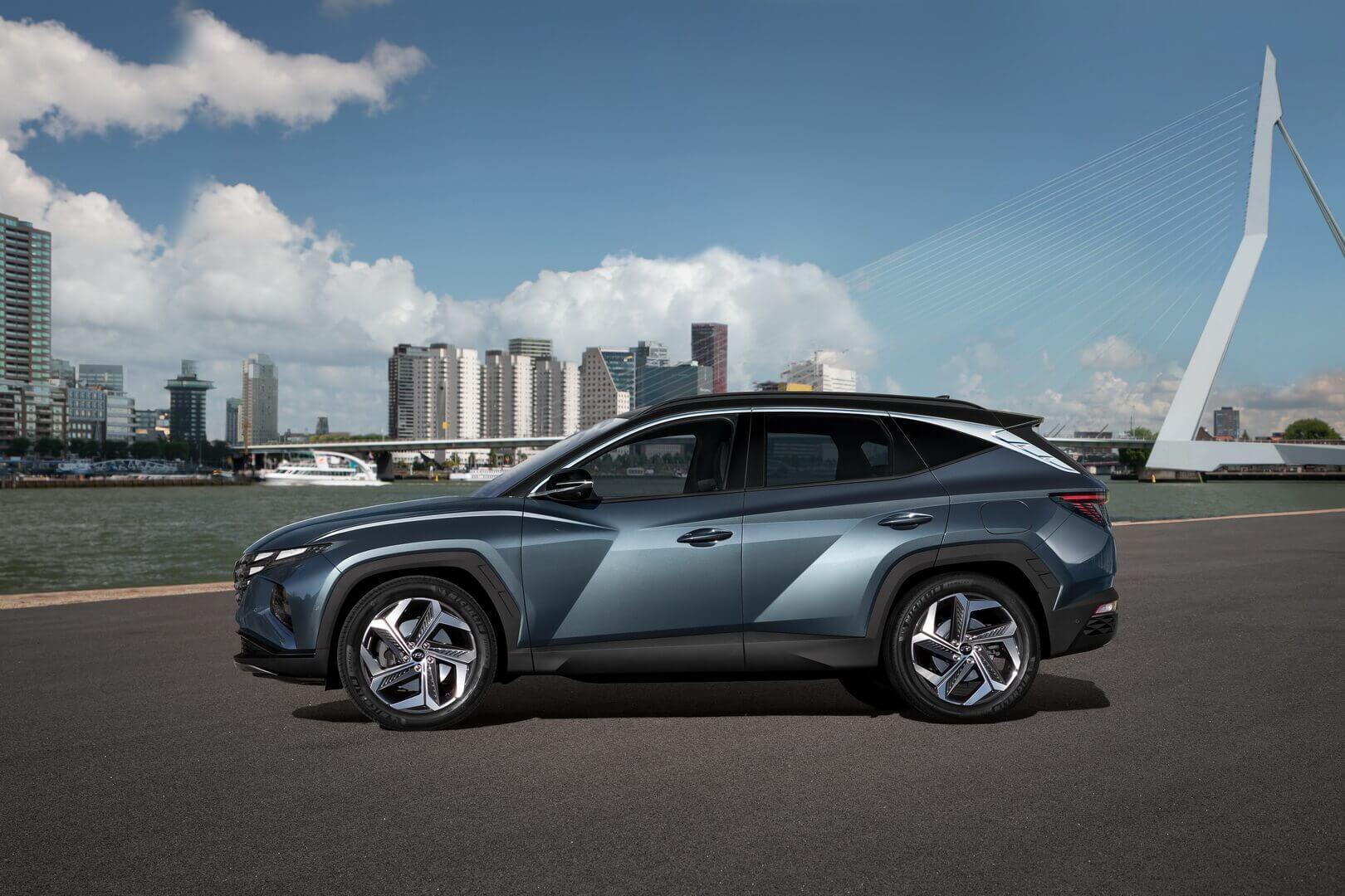 Компанія Hyundai Motor представила абсолютно новий Hyundai Tucson четвертого покоління